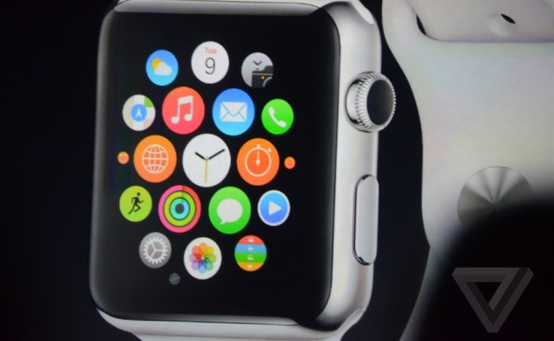 Смарт-часы Apple Watch представлены официально