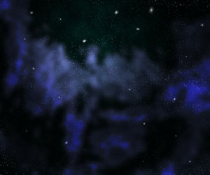 Dark Nebula Outer Space Backdrop