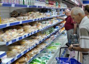 В Донецке резко подорожали продукты питания
