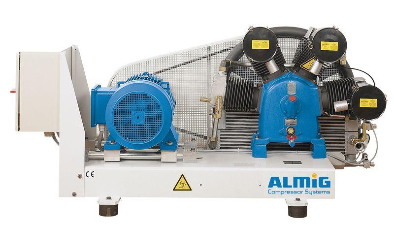 Поршневий компресор ALMIG HL / HLD