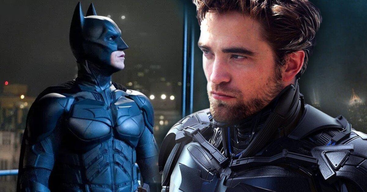Фильм Бэтмен 2021