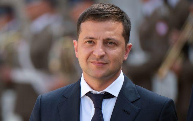 Зеленський про можливу «стіну» на Донбасі: буде голосувати народ