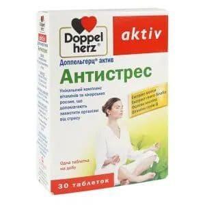 Антистресс, 30 таблеток, Doppelherz