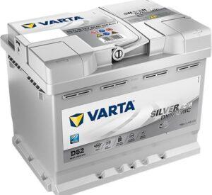 Автомобильный аккумулятор Varta 60 а ч в Киеве